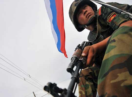 Российские морпехи вступили в бой с исламистами на Севере Сирии