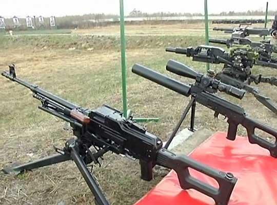 Самая сильная армия Европы изобрела самую смешную винтовку