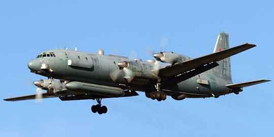 РЭБ Ил-20
