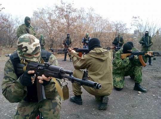 Ополченцы Новороссии едут в Сирию
