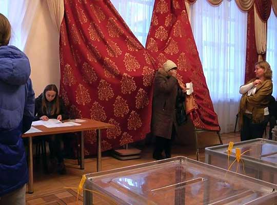 Выборы в Сумах