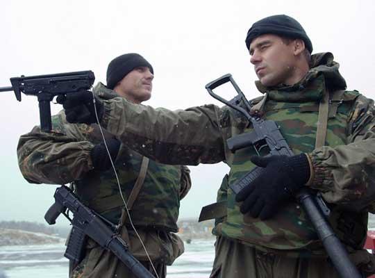 Ополченцы Новороссии