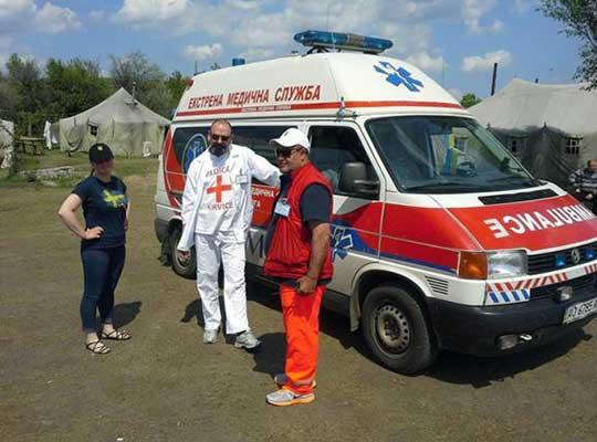 ДНР лишила «Врачей без границ» аккредитации