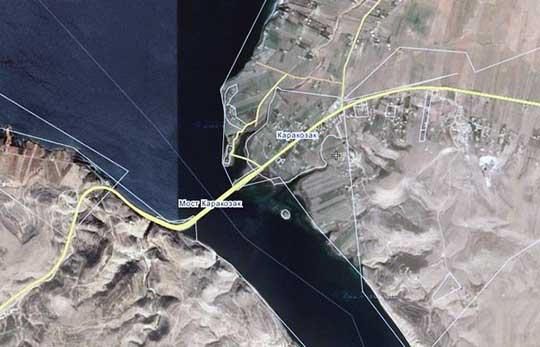 Мост через Евфрат