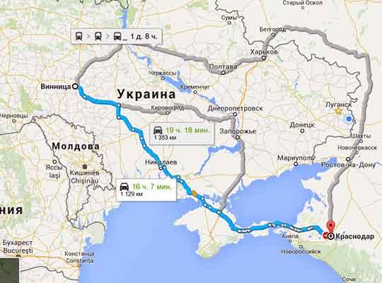 Google перестал учитывать украинское законодательство