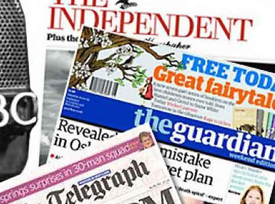 Пресститутки западных и прозападных СМИ