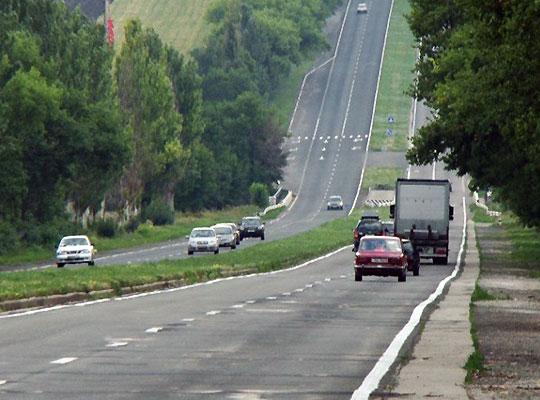 В ДНР продолжается ремонт важнейшей автомобильной дороги Донецк-Успенка