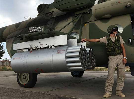 Россия разнесла ИГ буквально за месяц