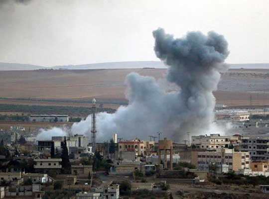 Авиация США целенаправленно бомбит гражданские объекты в Сирии