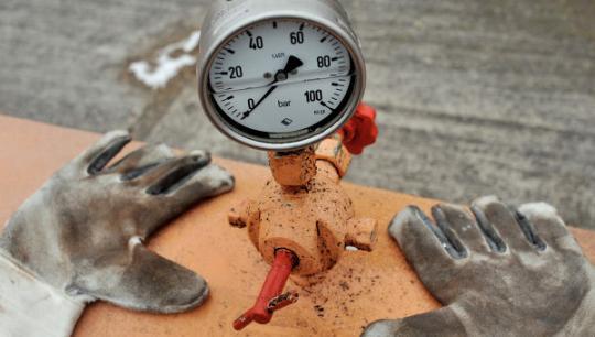 Украина с начала ноября импортировала почти 0,5 млрд кубов газа