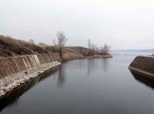 Елизаветинское водохранилище