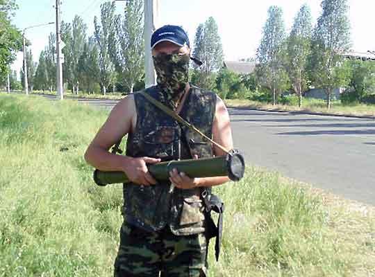 Юрий Ковальчук Донбасс