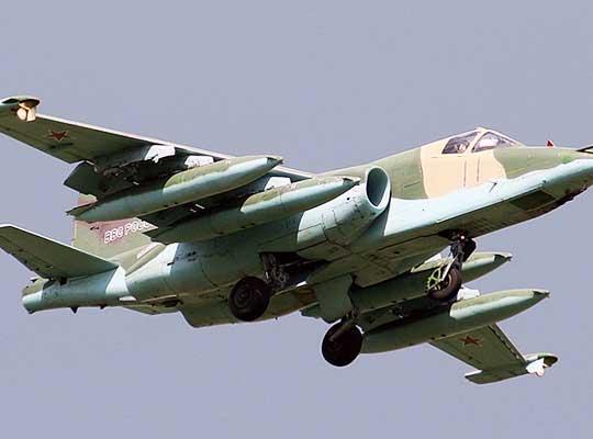 Российские самолеты в небе над Турцией
