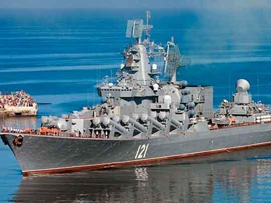 крейсер-Москва