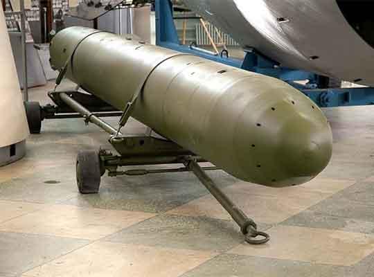 Суперторпеда-Т-15