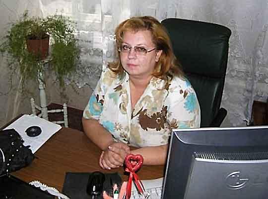 Наталия Максимец