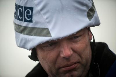 Замглавы специальной мониторинговой миссии ОБСЕ прозрел