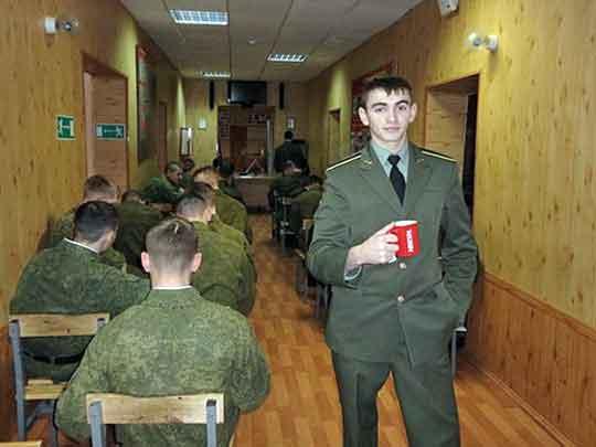 Фото: личная страница Александра Прохоренко на «Одноклассниках»