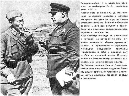 Снайпер Нокомонов