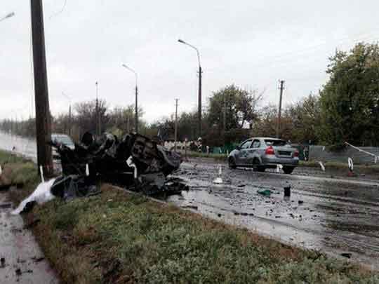 Украинские силовики расстреляли из минометов блокпост под Донецком