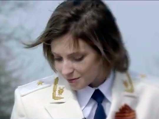 Клип ко Дню Победы с Натальей Поклонской
