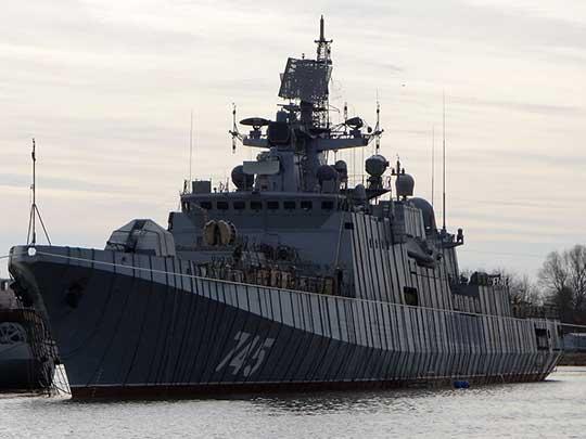 корабль Адмирал Григорович