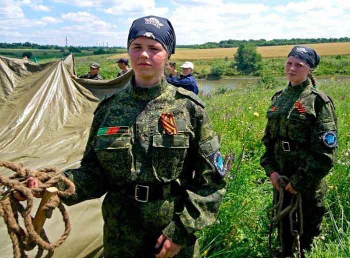 Что такое патриотизм или как воспитывают молодежь в ДНР