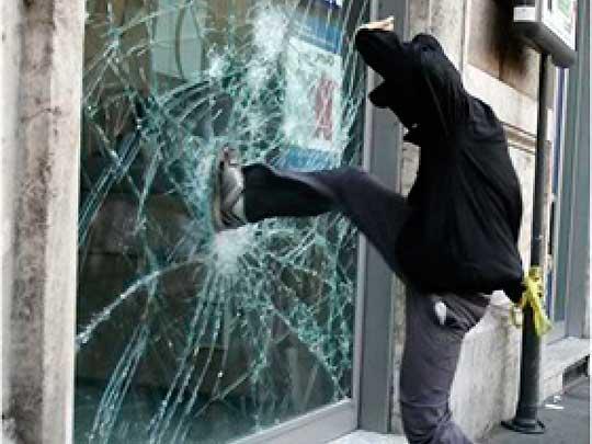 Гуляй, босота! Уровень преступности в Киеве вырос в 14 раз